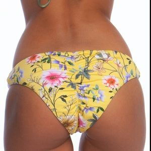NWT Lucky Brand Cruisin Coronado Bikini Bottom